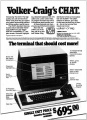 Volker-Craig CHAT advertisement Computerworld 29Mar1982.jpg