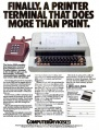 Computer Devices Miniterm advertisement Computerworld 25Oct1982.jpg